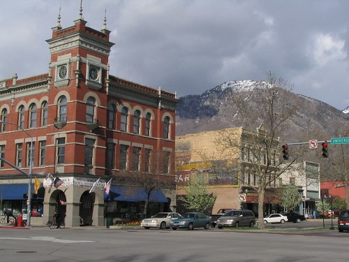 Downtown Provo, Utah | by Ken Lund