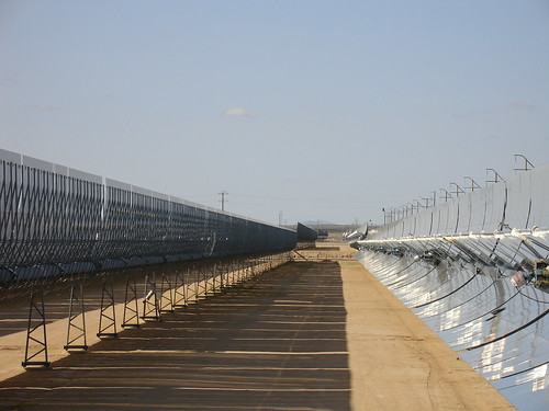 solar farm | by Divwerf