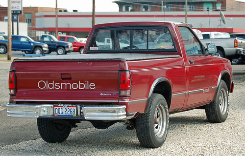 New Gmc Truck >> oldsmobile bravada st | i remember the olds bravada suv, but… | Flickr