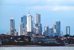 panama city old and new | by Young in Panama
