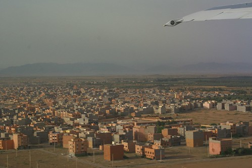 Takeoff from Marrakech, Morocco | by TwoCrabs