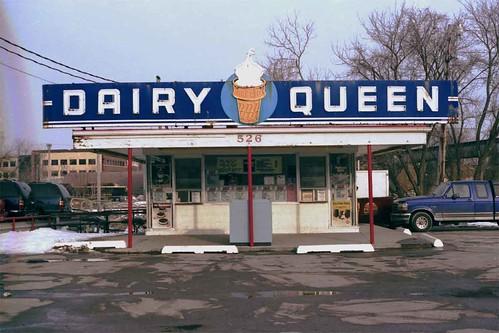 History Dairy Queen | The historic Dairy Queen in Iowa ...