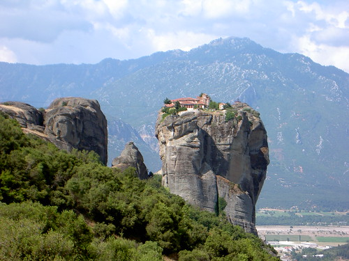 For your eyes only - Meteora - Agia Triada (2005) | by tjeerdoo