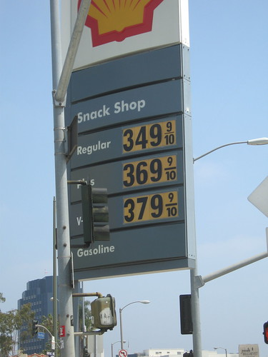 Gas is expensive | by Sam Felder