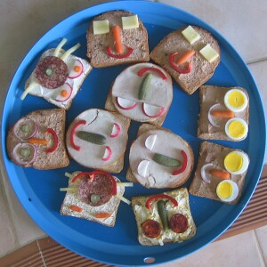 Kids Party Food Diy