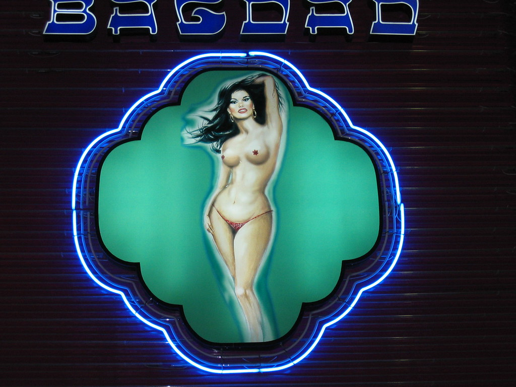 Bagdad sex club barcelona