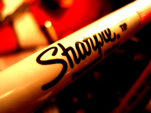 Sharpie | by mikelao26