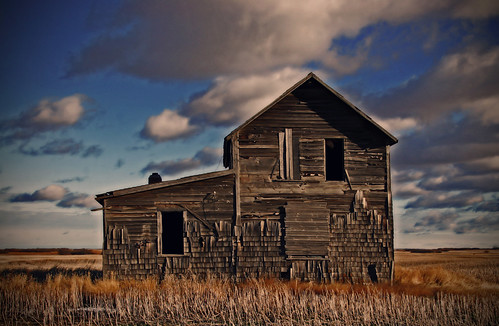 prairie decay | by Dreams and Scenes