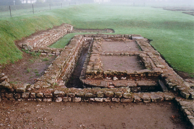 Roman Latrines, Caerleon  Flickr - Photo Sharing!