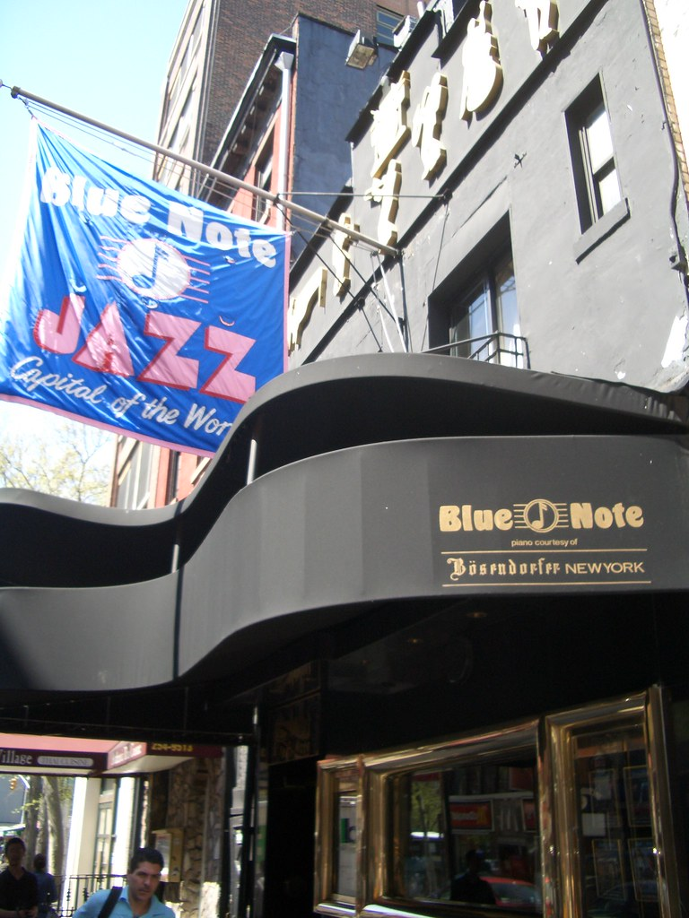 Blue note cafe 1986pt1 5