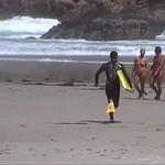 ¿Quieres surfear desnudo?