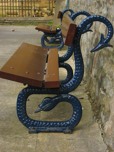 Snake Bench | by Emma_Lloyd