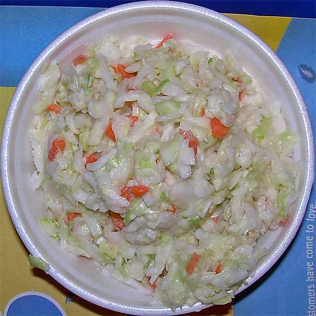 Long John Silvers Crab Cakes Ingredients