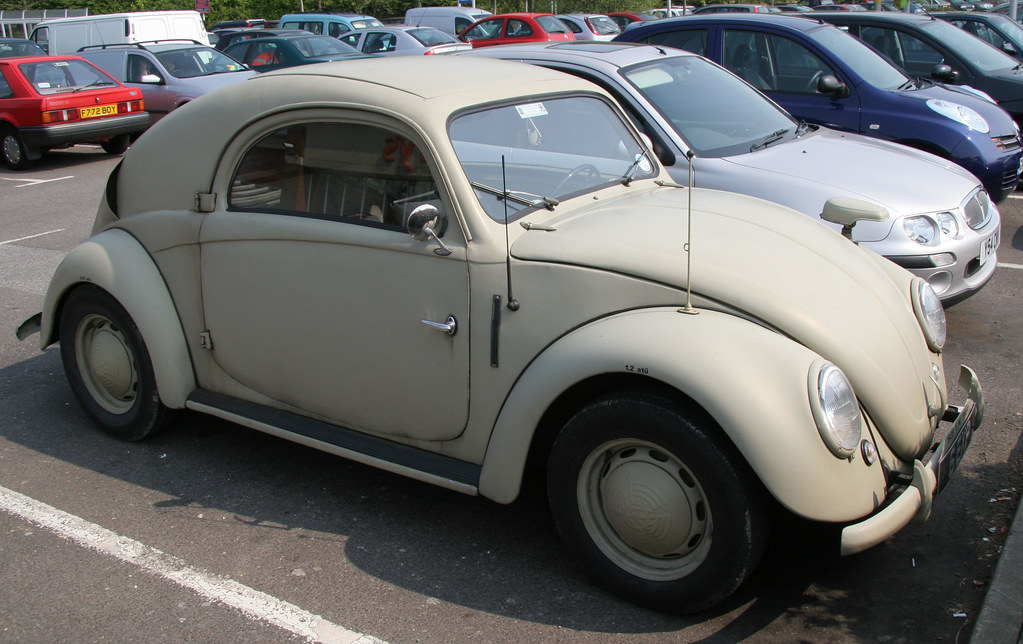 New Bug Car