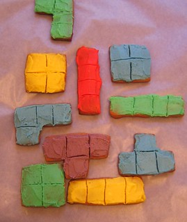tetris cookies! | by Rakka