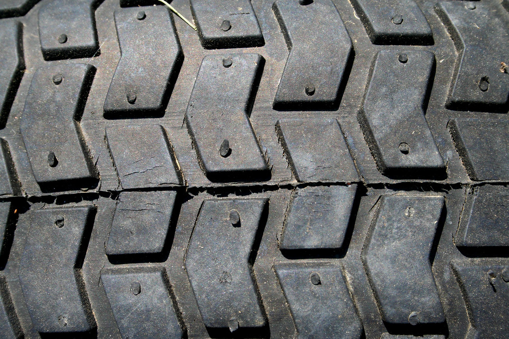 Tractor Tread Pattern : Don t tread on me tractor tire scott robinson