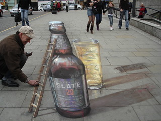 Julian Beever Day 3 | by Pauky