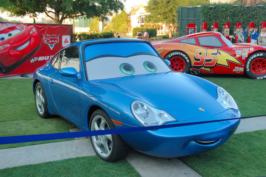 Disney S Cars  Characters Tem Late