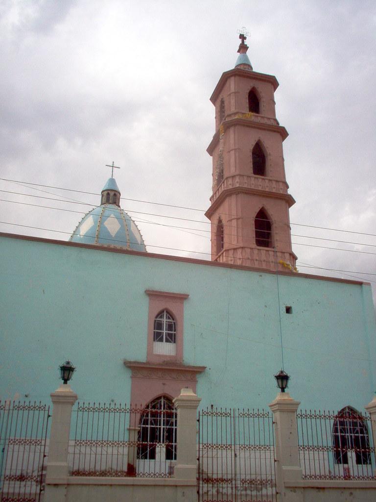 Santuario De Guadalupe Ocampo Guanajuato Mex Flickr