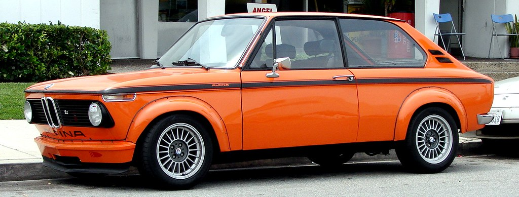 BMW 2002 Alpina Touring | At least thats what it said on the… | Flickr