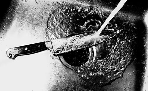 3. Ne laissez jamais vos couteaux mouillés. (Tsilemewa)