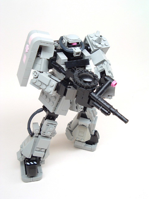 Zaku Ii F2 Instructions Pdf Soren Flickr