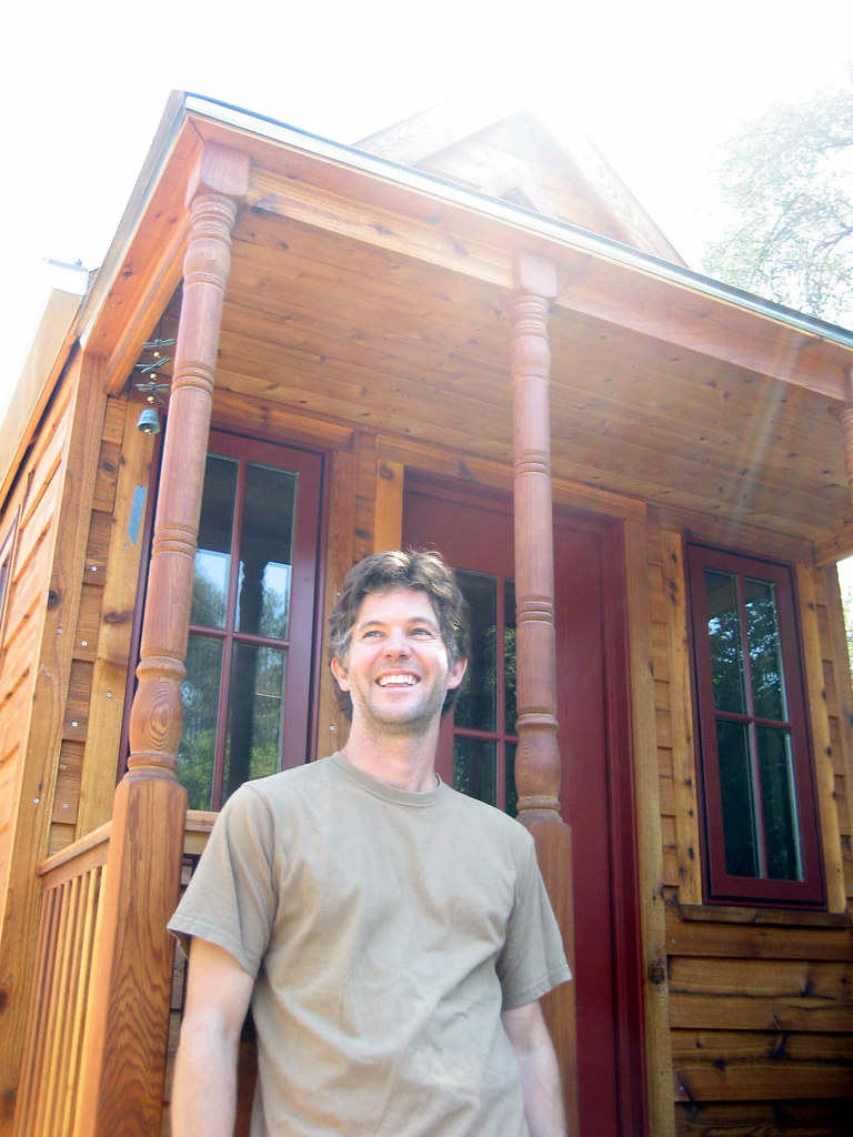 Jay Shafer And His Tiny Home Yesterday I Paid A Visit To