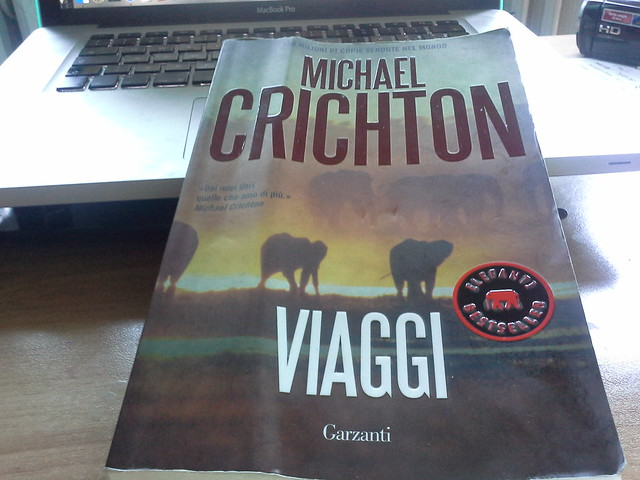 """""""viaggi"""" di Michael Crichton"""