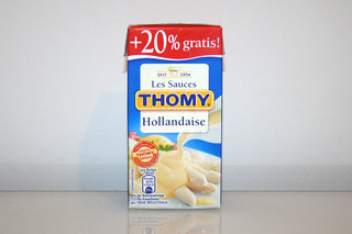 11 - Zutat Sauce Hollandaise / Ingredient sauce hollandaise