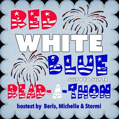 Icon for Red, White, Blue Read-a-thon