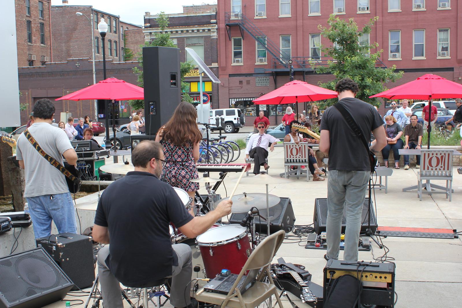 Blue Bird at Hear Omaha | 6/25/2015