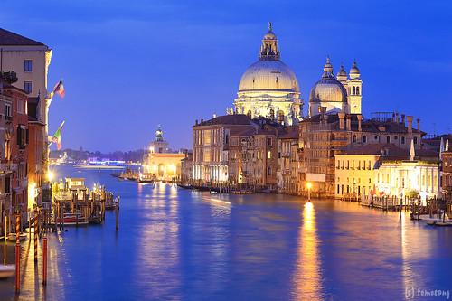 Venezia : Ponte dell'Accademia