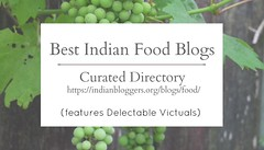 best indian food blogs delectable victuals