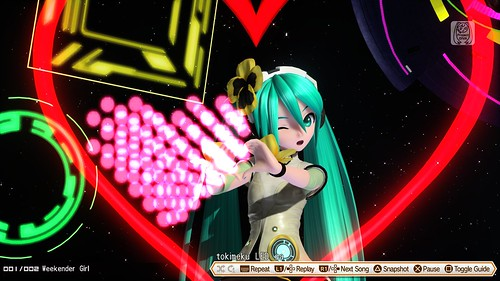Hatsune Miku: Project Diva Future Tone | by PlayStation.Blog