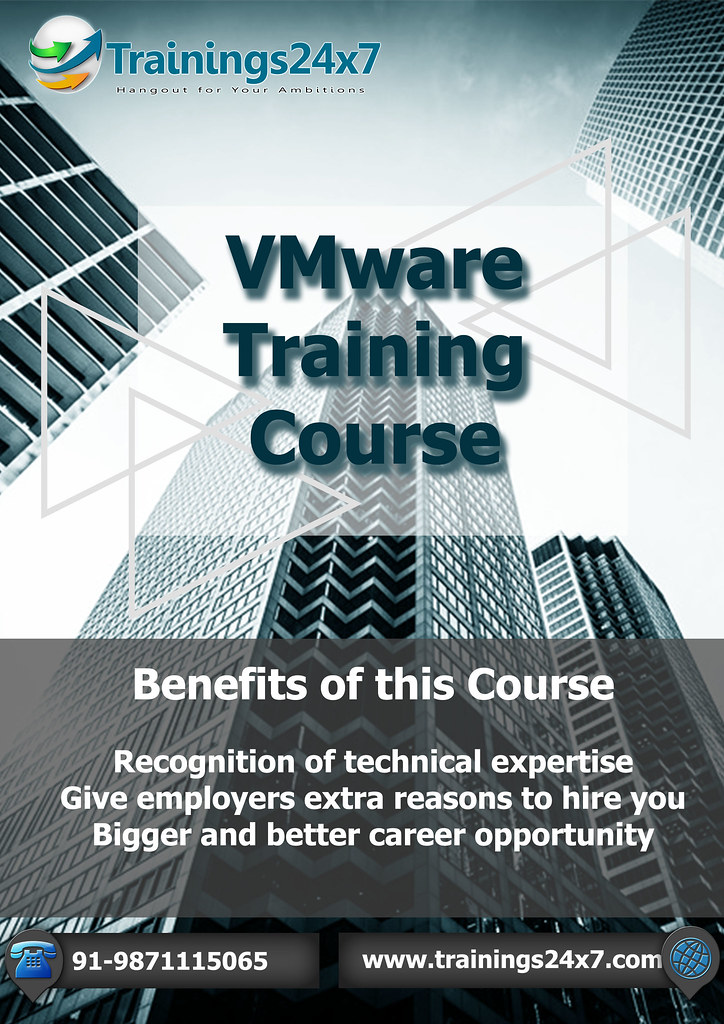 Vmware 60 Dcv Certification Training On 5 Weekends 12500 Flickr