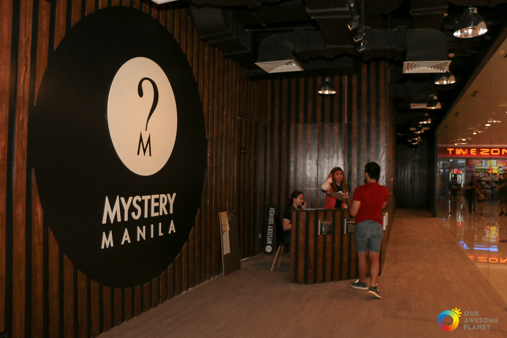 SORCERER'S STONE: World of Wizardry Mystery Room Solved! @MysteryManila