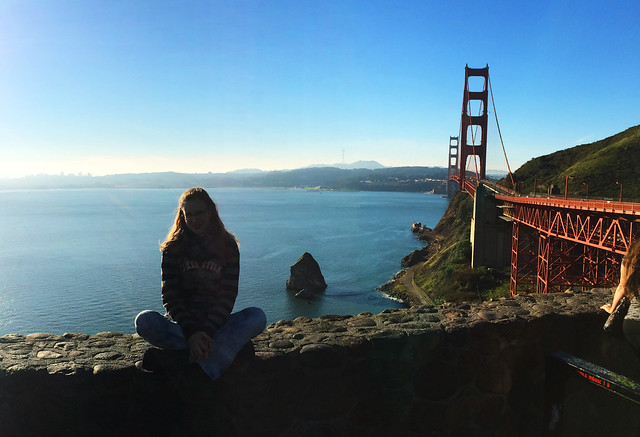 On Cities And Unbreakable Bonds: Golden Gate, San Francisco, California, USA