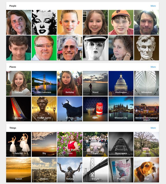 More Thoughts on Google Photos 2