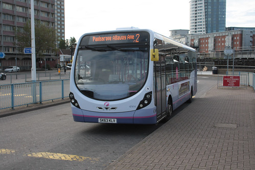 First Hampshire & Dorset 47414 SK63KLV