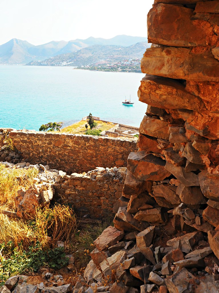 Spinalonga Island Crete Greece 11