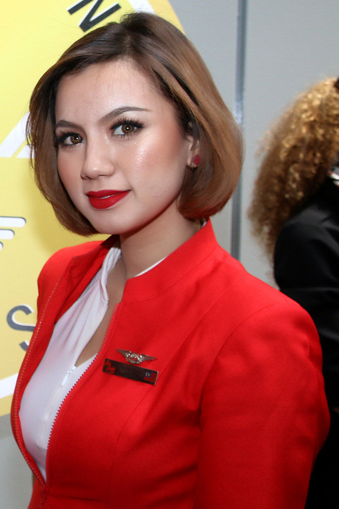 Sexy Nude Air Hostess