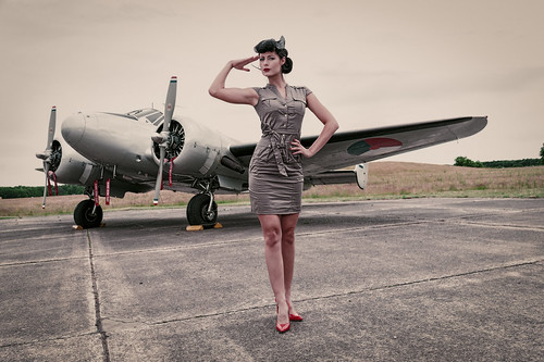 Pin up & planes | by avar66nl