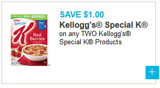 Gluten Free Special K Cereal