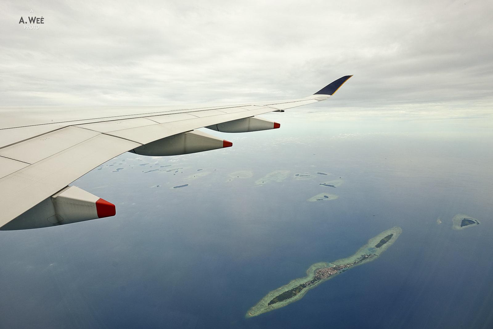 Over Pulau Seribu