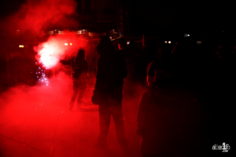 [08 Février 2017] – Un jour, une photo… Rassemblement en soutien à Theo et contre les violences policières