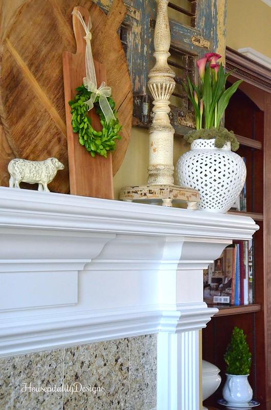 Mantel-Housepitality Designs
