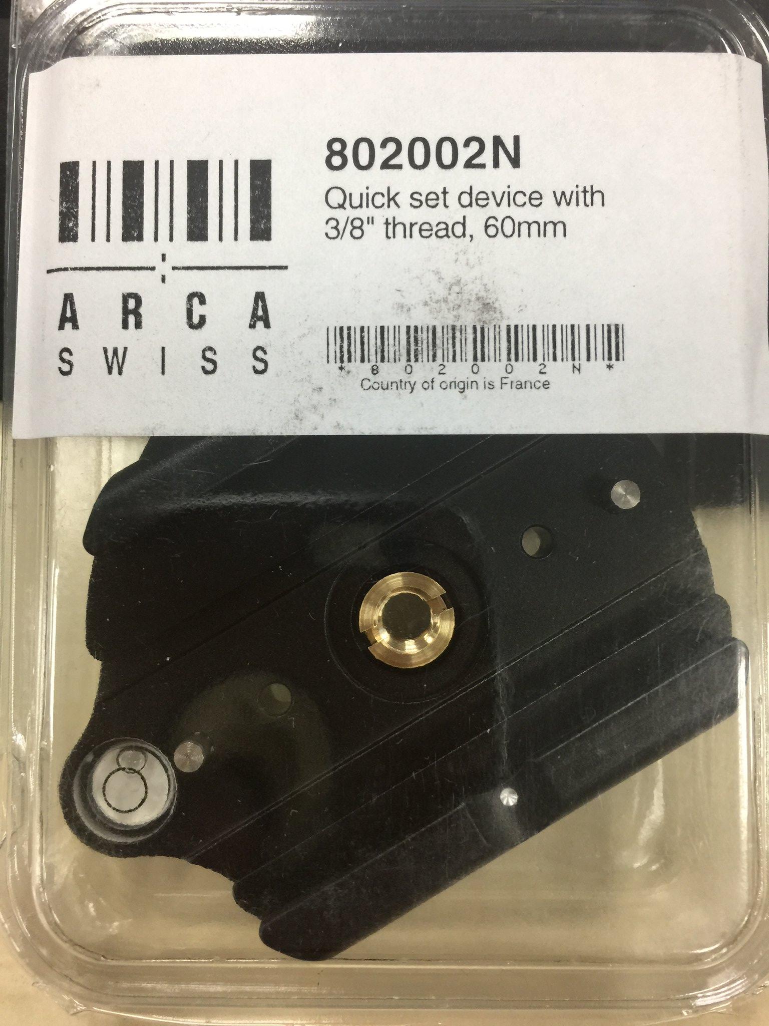 Arca-Swiss Quick Release Clamp
