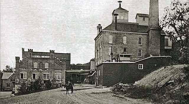 Schell-brewery