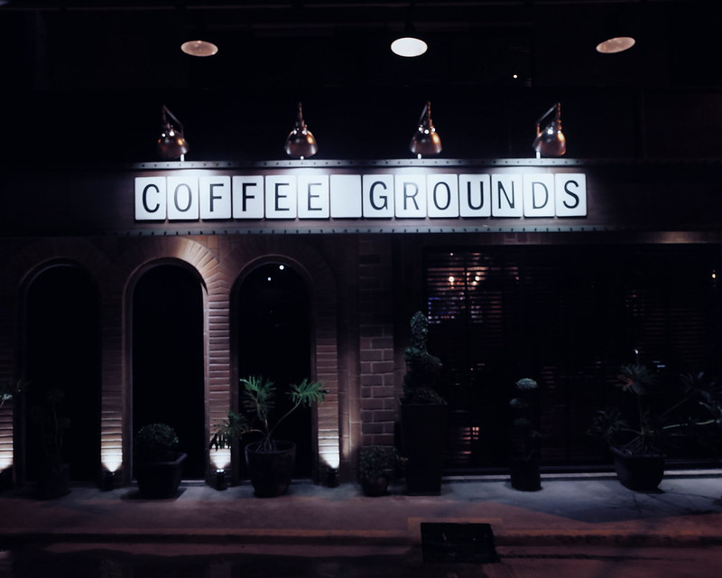 Coffee Grounds Davao