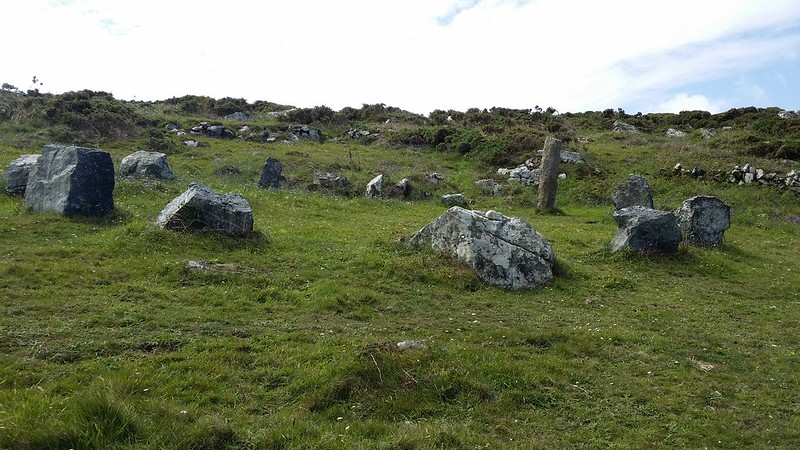 Stone circle #SWCP #sh